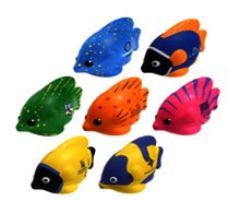 Aquatic Animal Stress Balls