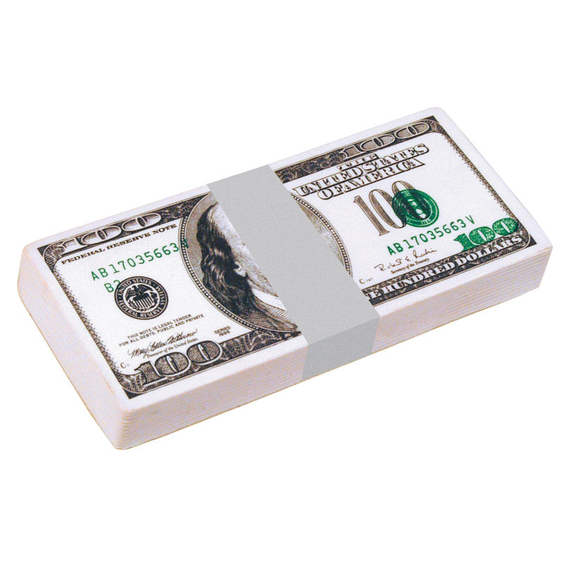 $100 Bill Stack Stress Balls