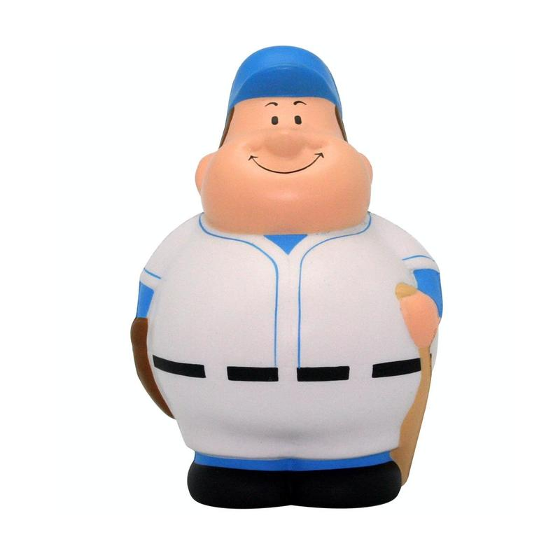 Baseball Player Stress Balls