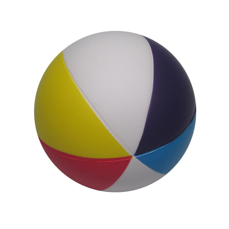 Beachball Stress Balls