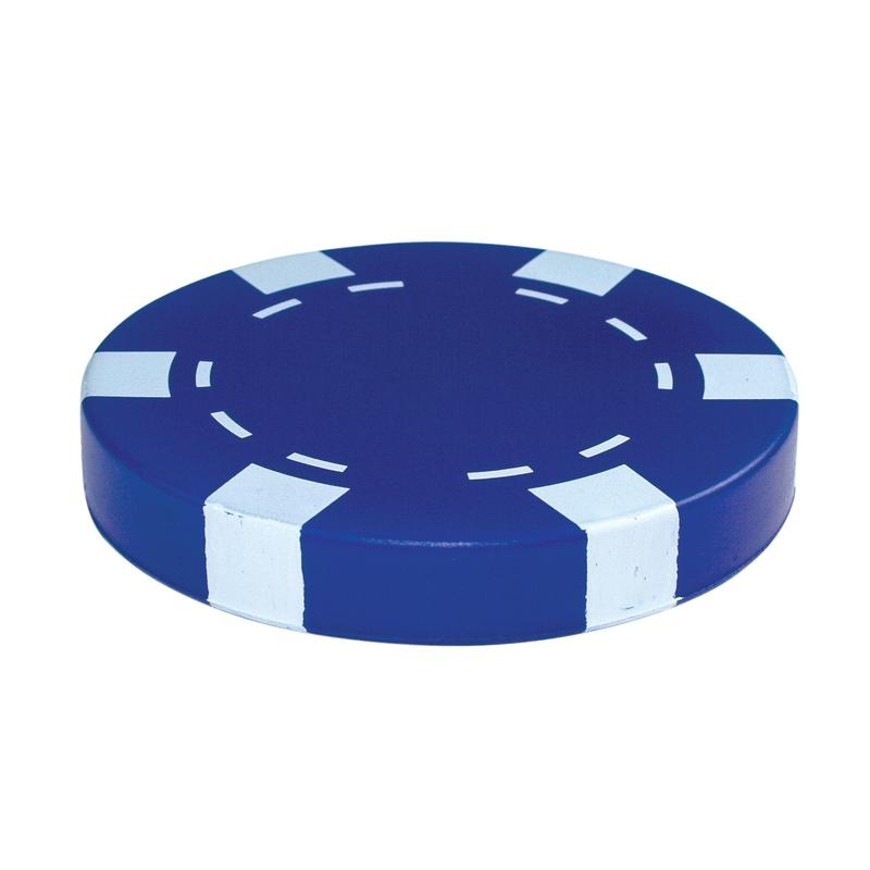 Casino / Poker Chip Stress Balls