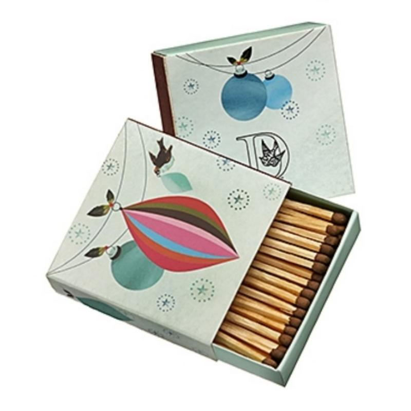 Matchstick Boxes