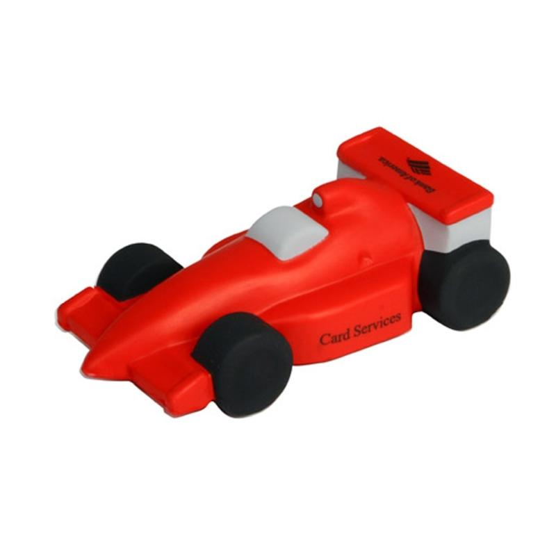 Formula One Race Car Stress Balls