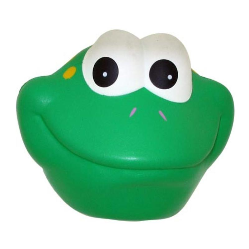 Frog Funny Face Stress Balls