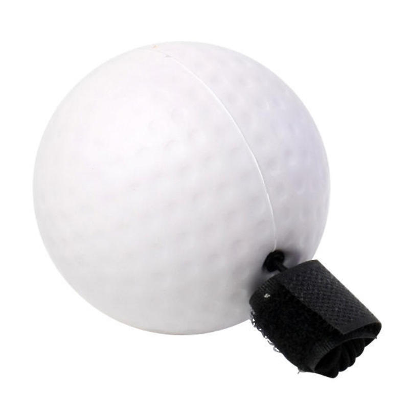 Golf Ball Bungee Stress Balls
