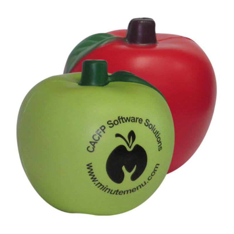 Apple Stressballs
