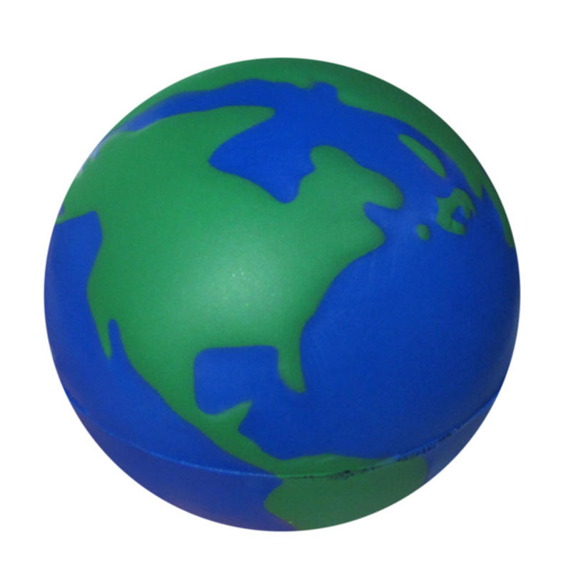 World Globe Stressballs