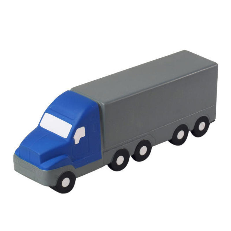 Large Semi Truck Stress Balls