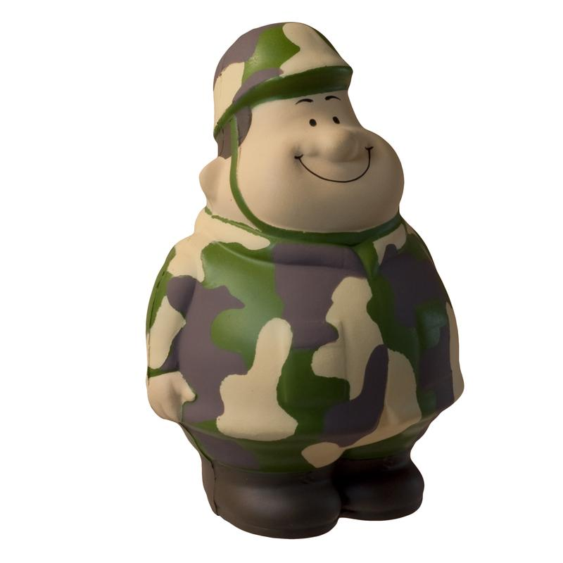 Military / Soldier Stress Balls