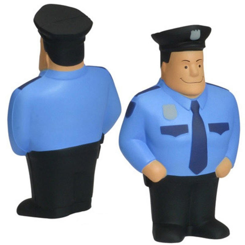 Policeman Stress Balls - Version A