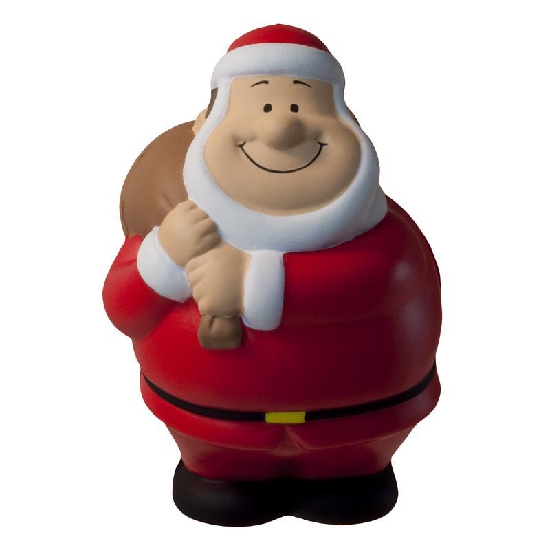 Santa Claus Stress Balls - Version B